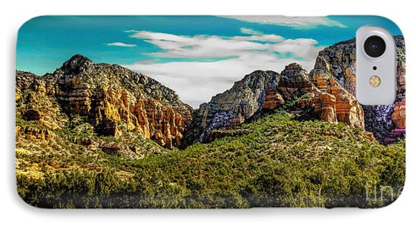 Natures Paintbrush Phone Case by Jon Burch Photography