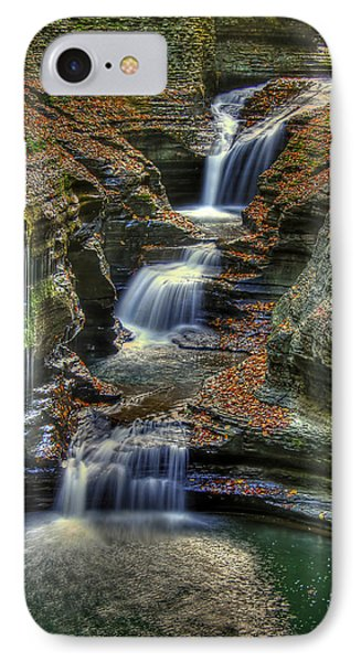 Nature's Tears IPhone Case by Evelina Kremsdorf
