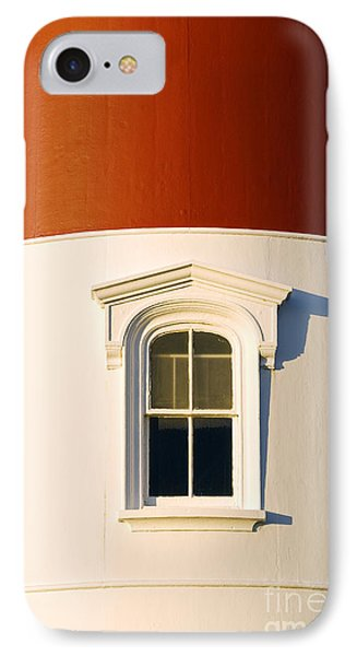 Nauset Light Detail Phone Case by John Greim