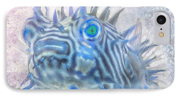 IPhone Case featuring the photograph Nautical Beach And Fish #12 by Debra and Dave Vanderlaan