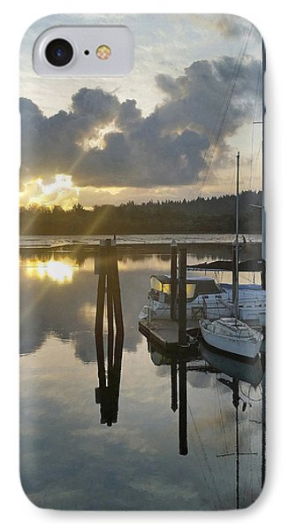 Nautical Mood IPhone Case by Suzy Piatt