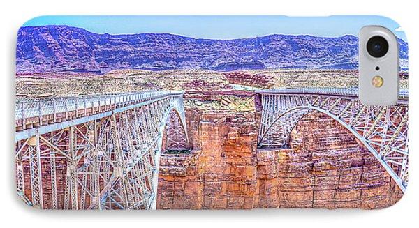 Navajo Bridge IPhone Case by Mark Dunton