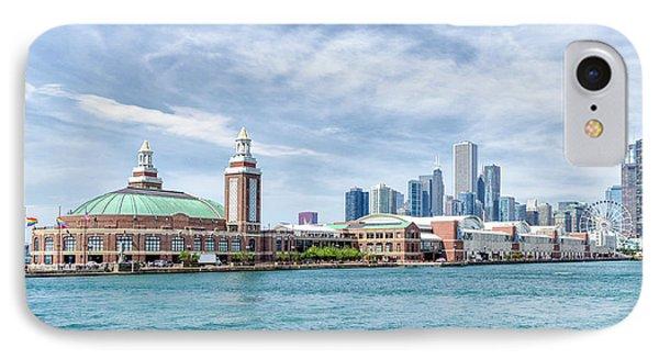 Navy Pier - Chicago IPhone Case