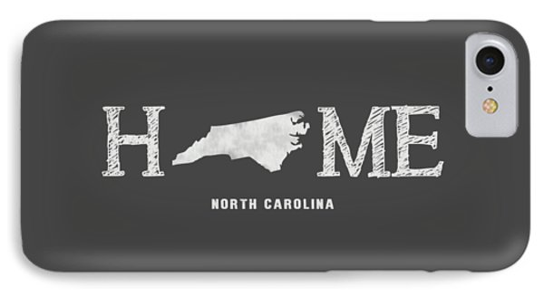 Nc Home IPhone 7 Case by Nancy Ingersoll