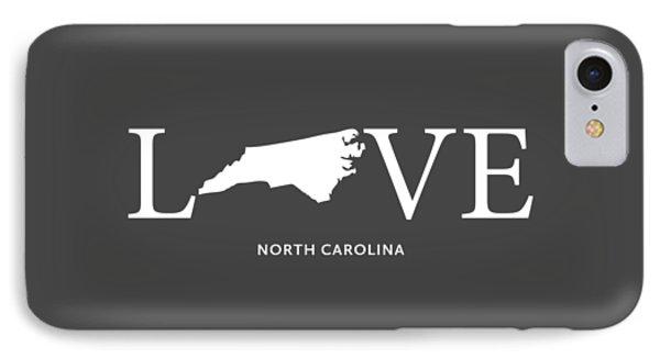 Nc Love IPhone Case