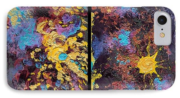 Nebula And Nova IPhone Case