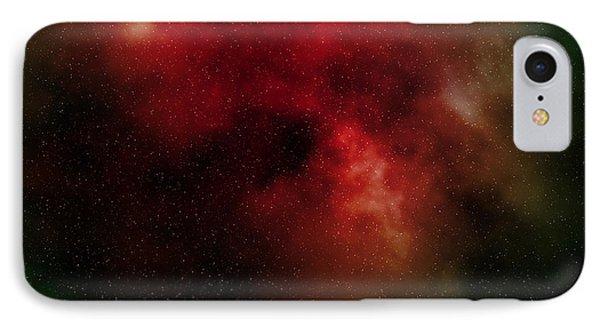 Nebula Phone Case by Michal Boubin