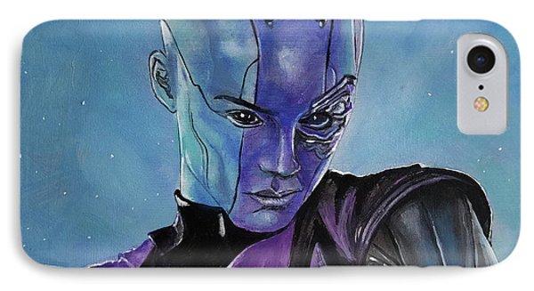 Nebula IPhone Case by Tom Carlton