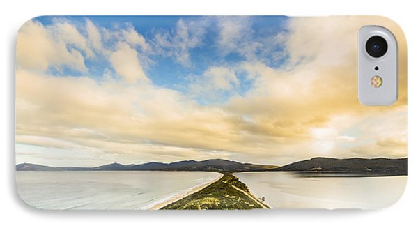 Neck Of Bruny Island IPhone Case by Jorgo Photography - Wall Art Gallery