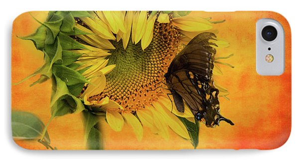 Nectar Time IPhone Case by Geraldine DeBoer