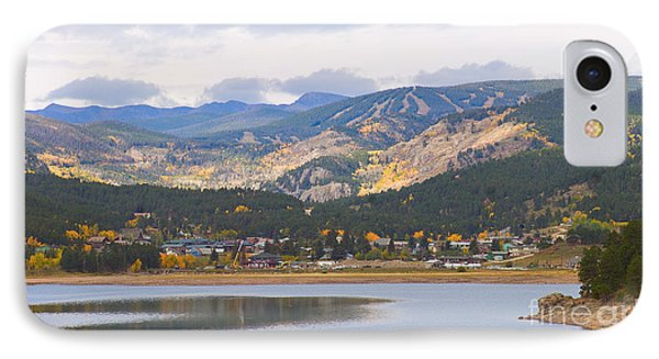 Nederland Colorado Scenic Autumn View Boulder County Phone Case by James BO  Insogna