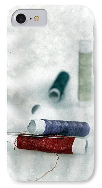 Needle And Thread Phone Case by Joana Kruse