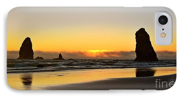 Needles Sunset IPhone Case