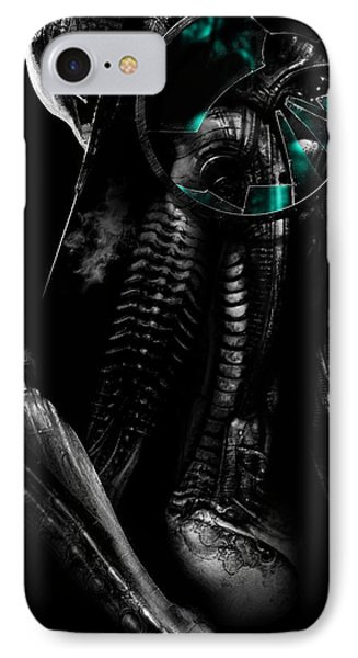 Nefarious IPhone Case by Pharaoh Laboa