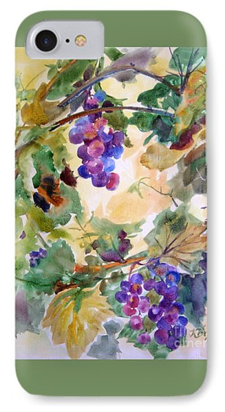 Neighborhood Grapevine IPhone Case by Kathy Braud