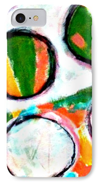 Neighbors I Phone Case by Shelley Graham Turner