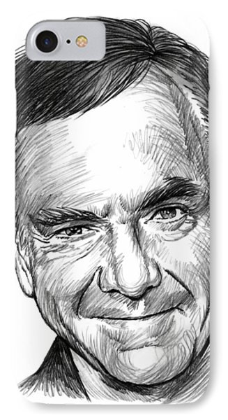 Neil Diamond IPhone Case by Greg Joens