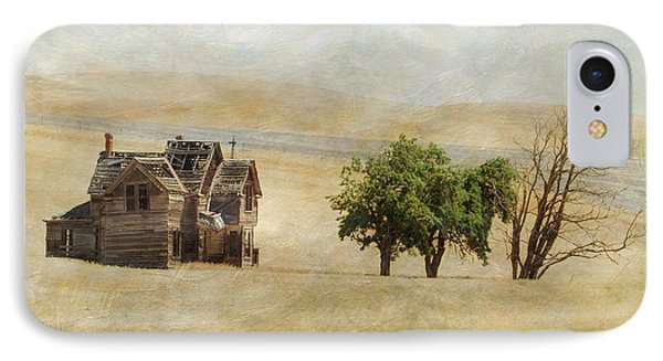 IPhone Case featuring the photograph Nelson Homestead by Angie Vogel