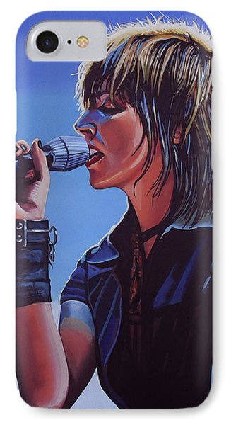 Nena Painting IPhone Case by Paul Meijering