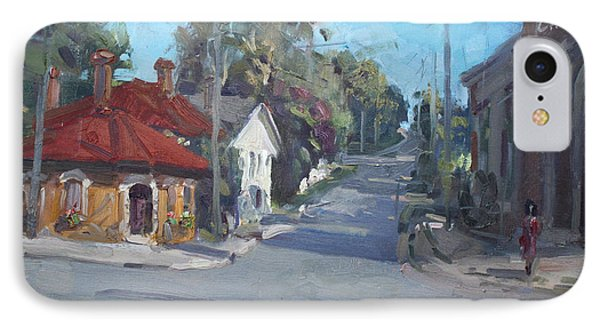 Norval Ontario IPhone Case by Ylli Haruni