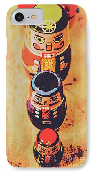 Nesting Dolls IPhone Case by Jorgo Photography - Wall Art Gallery