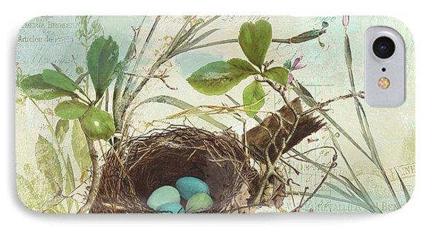 Nesting I IPhone Case