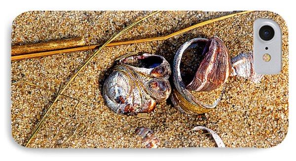 Nestled In The Sand Phone Case by Lynda Lehmann