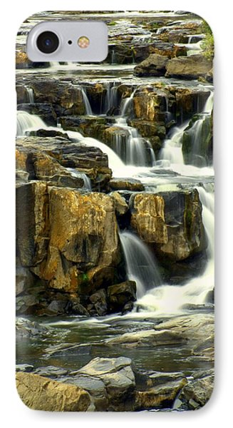 Nevada Falls Phone Case by Marty Koch