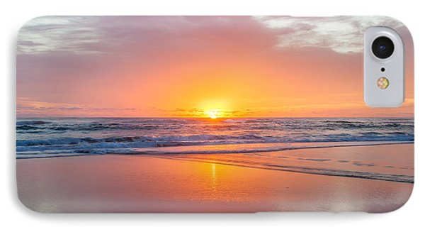 Pacific Ocean iPhone 7 Case - New Beginnings by Az Jackson