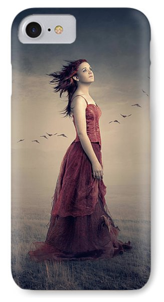 New Beginnings IPhone Case by Johan Swanepoel