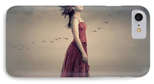 Magician iPhone 7 Case - New Beginnings by Johan Swanepoel