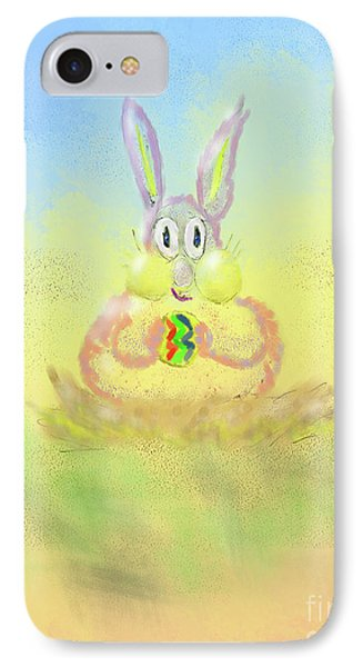 IPhone Case featuring the digital art New Beginnings by Lois Bryan