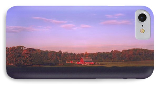 New Day Dawning IPhone Case by Diane Merkle