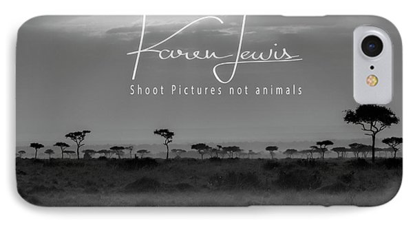 IPhone Case featuring the photograph New Day On The Mara by Karen Lewis