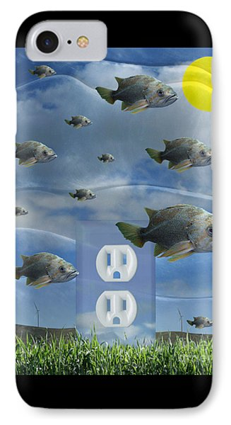 New Energy Phone Case by Keith Dillon