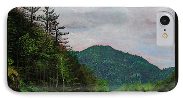 New England Journeys - Truck With Trailer IPhone Case by Marina McLain