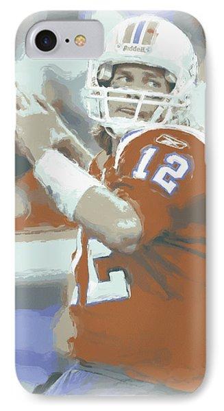 New England Patriots Tom Brady 2 IPhone Case