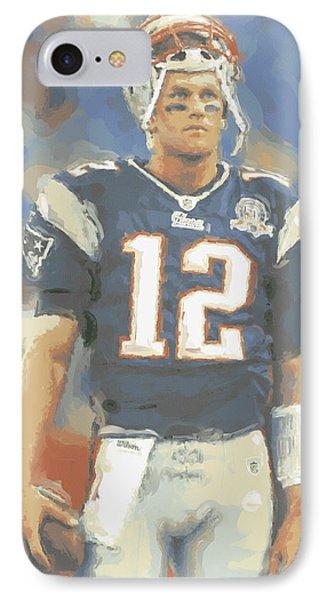 New England Patriots Tom Brady IPhone Case