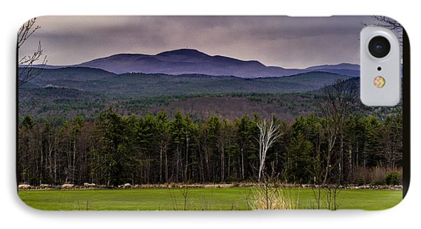 IPhone Case featuring the photograph New England Spring In Oil by Mark Myhaver