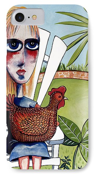 New Friends IPhone Case by Leanne Wilkes