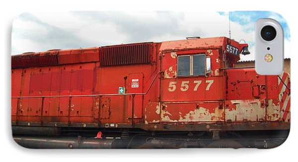 IPhone Case featuring the photograph New Hope Train by Susan Carella