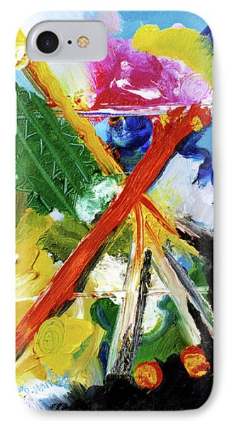 New Island #137 Phone Case by Donald k Hall