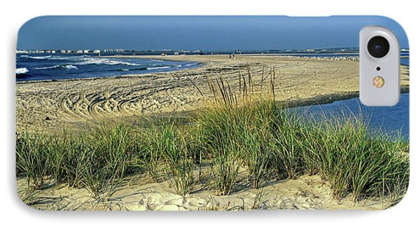 IPhone Case featuring the photograph New Jersey Inlet  by Sally Weigand