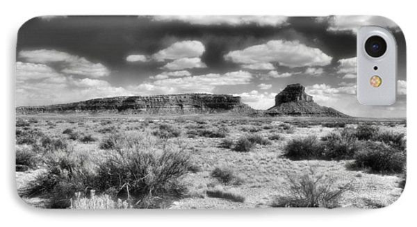 IPhone Case featuring the photograph New Mexico by Jim Walls PhotoArtist