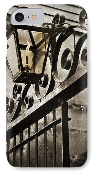 New Orleans Gaslight Phone Case by Beth Riser