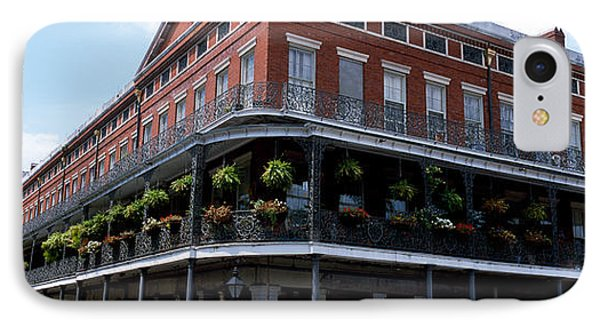 New Orleans La IPhone Case by Panoramic Images