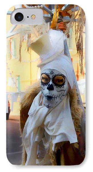 New Orleans Voodoo Man IPhone Case