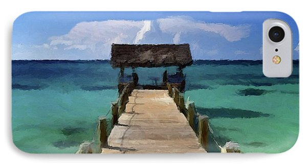 IPhone Case featuring the photograph New Providence Island Bahamas by David Dehner