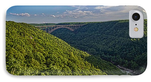 New River Panoramic IPhone Case