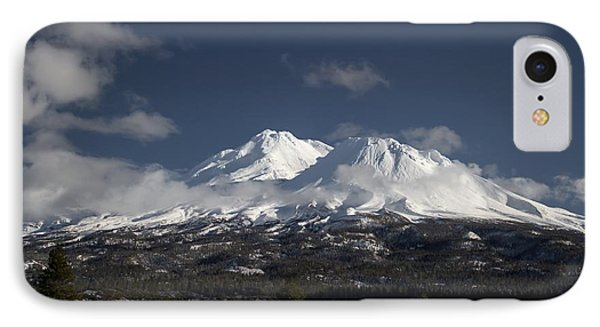 New Snow IPhone Case by Marnie Patchett